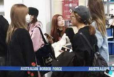 Fans spot Twice hanging out in Australia